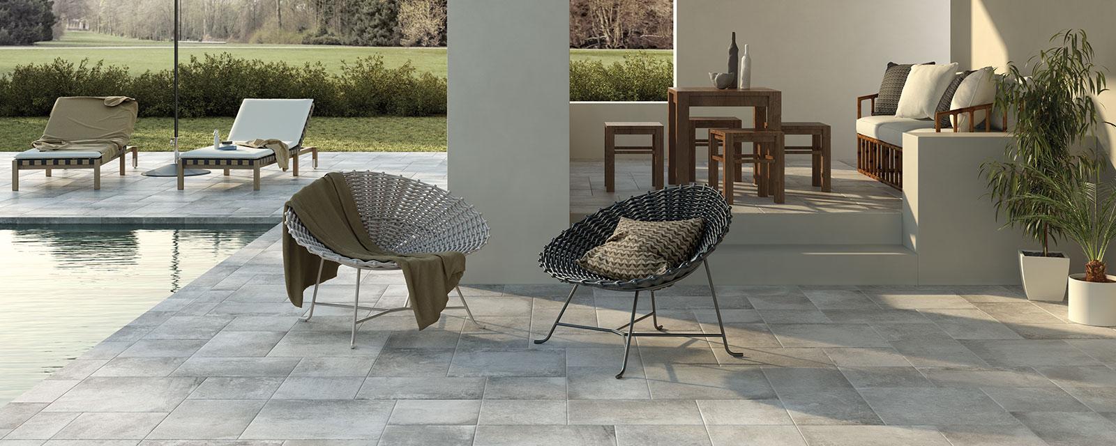 sol de terrasse faire le bon choix guide artisan. Black Bedroom Furniture Sets. Home Design Ideas